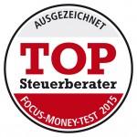 TOP-Steuerberater Focus Money 2015