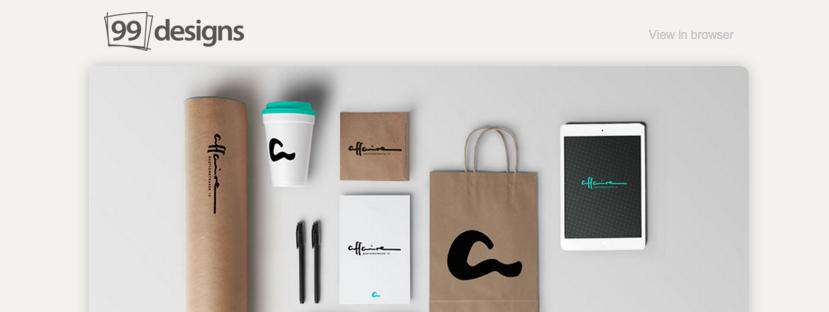 firmenlogo - Tipps für kreatives E-Mail-Marketing