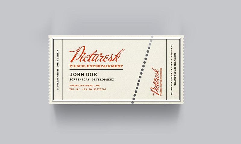 Visitenkarten Format_Design von DigitalMass Visitenkarten