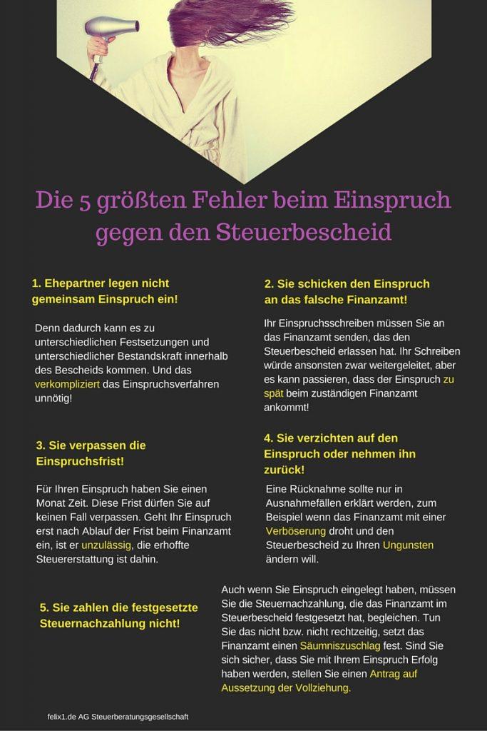 Infografik-5-groesste-Fehler-beim-Einspruch-Steuerbescheid