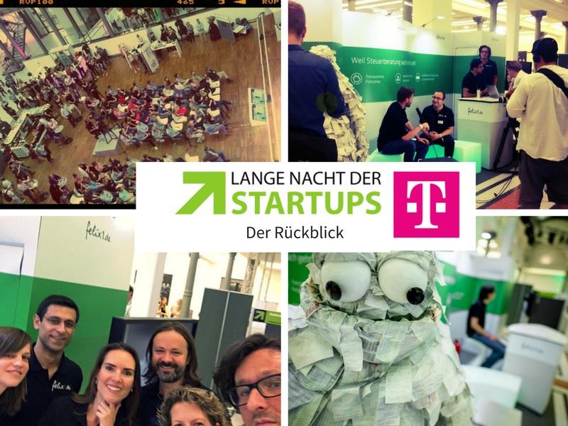 Lange Nacht der Startups 2016: Highlights und Rückblick