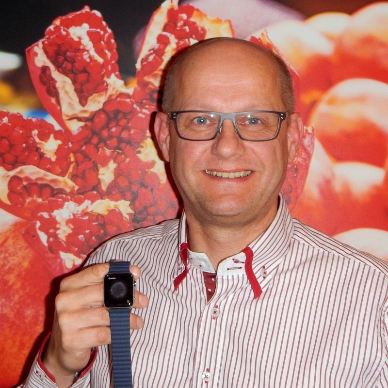 Gewinner S. van den Berg