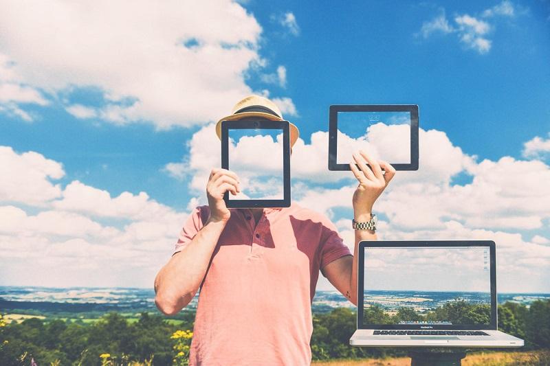 Tablet, Laptop oder Smartphone überlassen und Steuern sparen