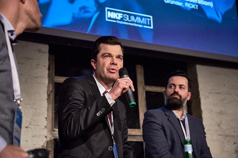 Wie schaffen Corporates die Digitalisierung? NKF Summit