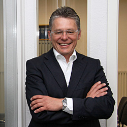 Dr. Uwe Schlegel, Rechtsanwalt und Geschäftsführer der ETL Rechtsanwälte