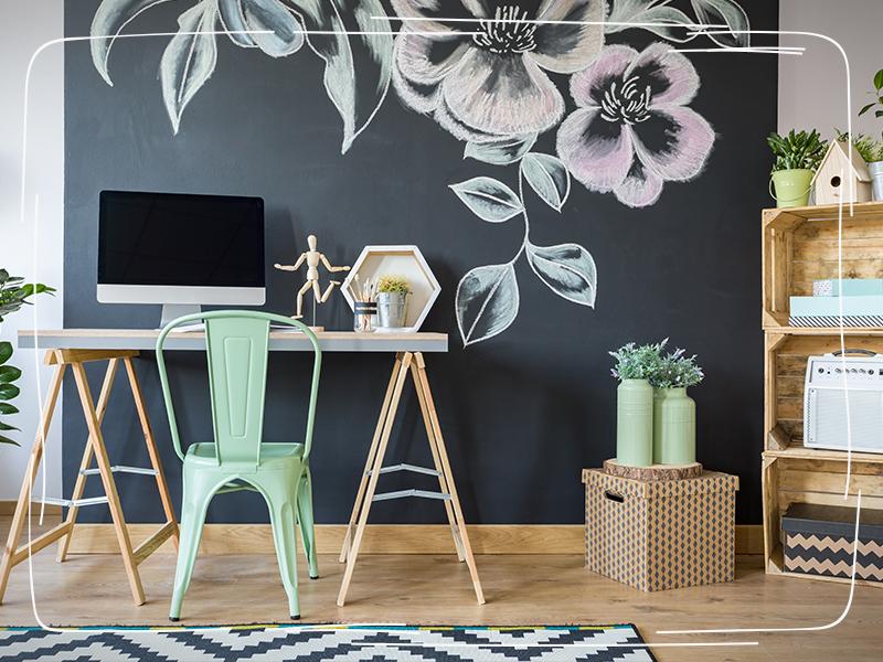 Hausliches Arbeitszimmer Welche Gestaltungsmodelle Gibt Es Und