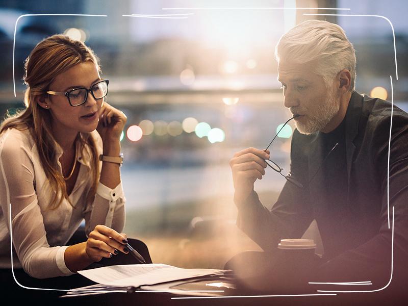 Eine Sekretärin für mehrere Unternehmer: Geht das?